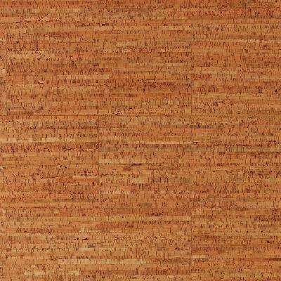 Natural Straw 1/8 in. Thick x 23-5/8 in. Wide x 11-13/16 in. Length Real Cork Wood Wall Tile (21.31 sq. ft. / pack)