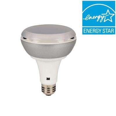85W Equivalent Soft White BR30 Dimmable LED Light Bulb