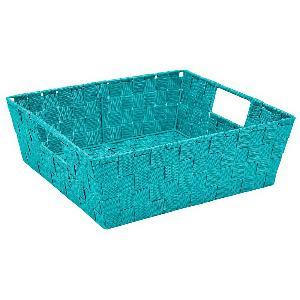 Exceptionnel Large Woven Storage Bin