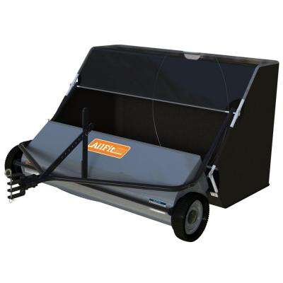 50 in. 26 cu. ft. Lawn Sweeper