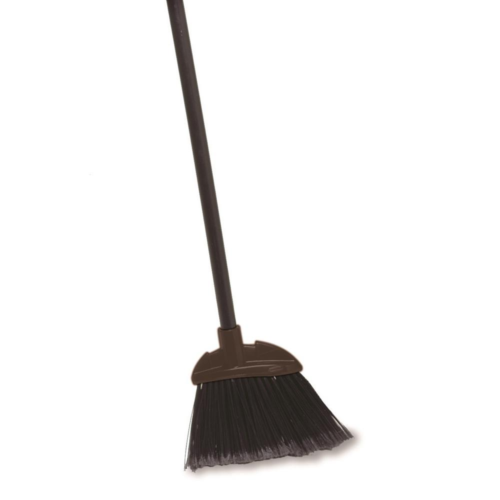 Executive 7-1/2 in. Polypropulene Upright Lobby Broom