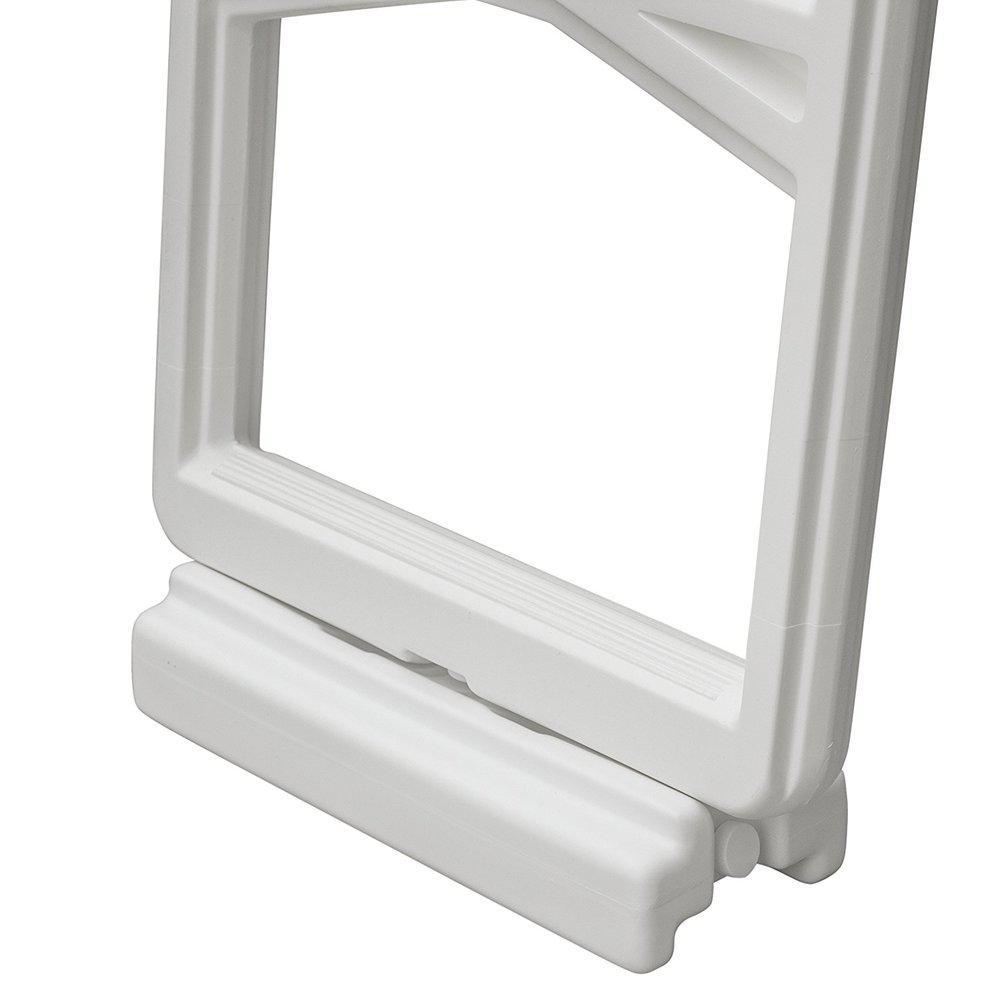 Confer Ladder Riser - White