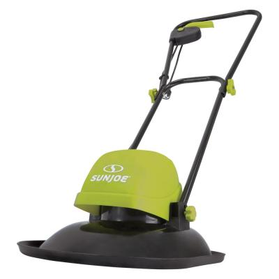 11 in. 10 Amp Electric Hover Walk Behind Push Mower