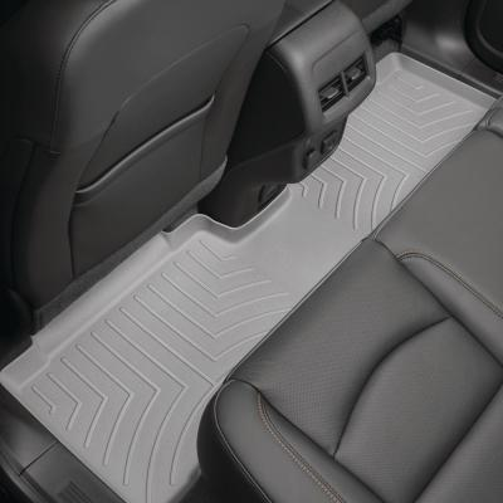 Astounding Weathertech Grey Rear Floorliner Buick Enclave 2011 2017 Pabps2019 Chair Design Images Pabps2019Com