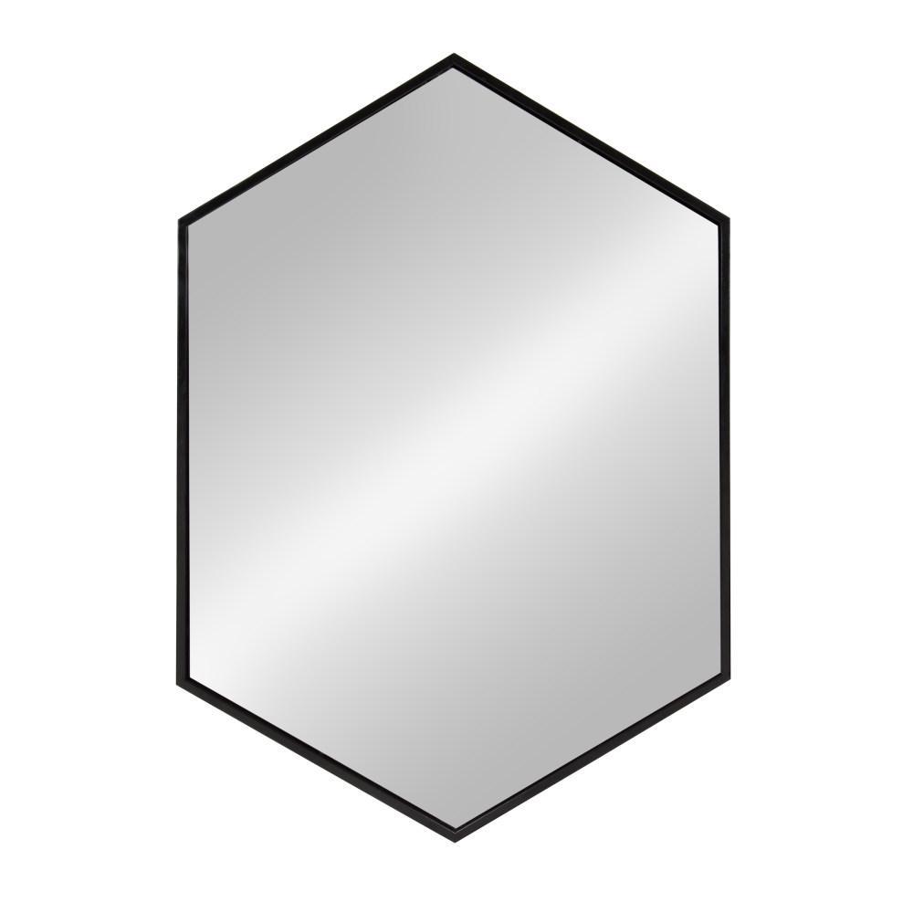 McNeer Hexagon Black Mirror