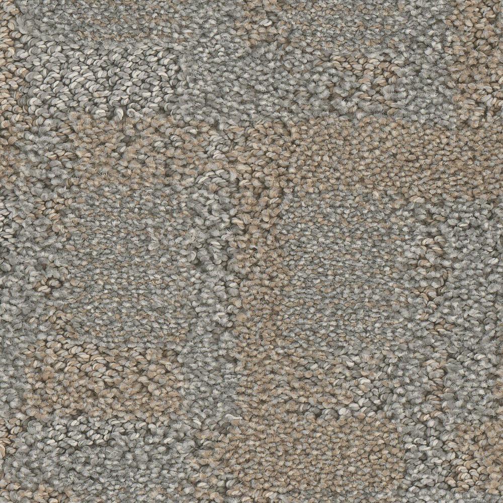 Carpet Sample - Open Wheel - Color Limit Pattern 8 in. x 8 in.