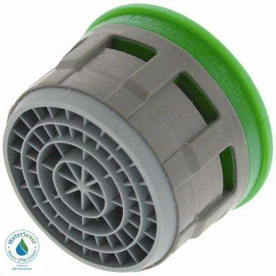 1.5 GPM Regular Size Water-Saving SLC Aerator Insert with Washers