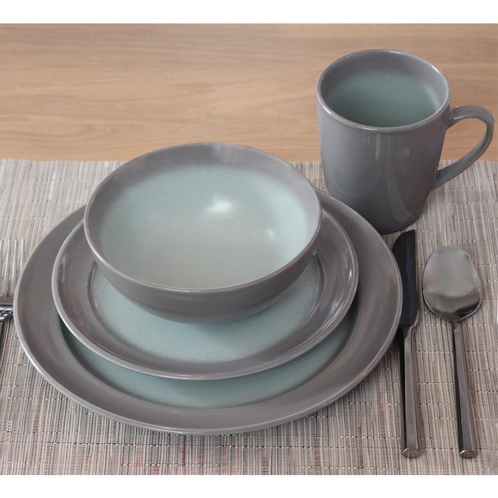 Obi 16-Piece Ceramic Dinnerware Set
