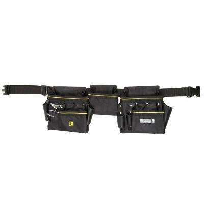 50 in. 12 Pocket Multi-Function Tool Belt