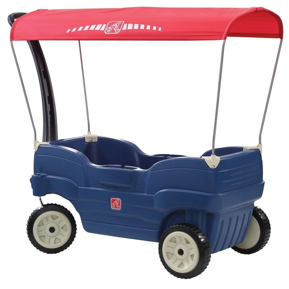Home Depot Carts And Wagons : Canopy cruise wagon the home depot