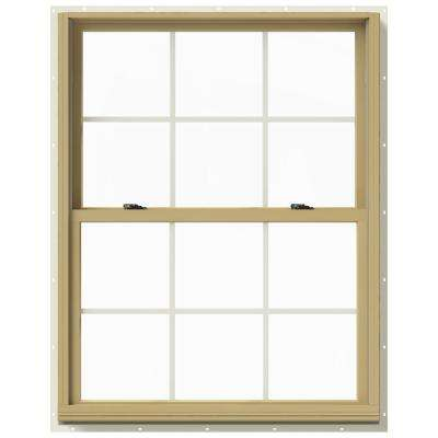 37.375 in. x 48 in. W-2500 Double-Hung Aluminum Clad Wood Window