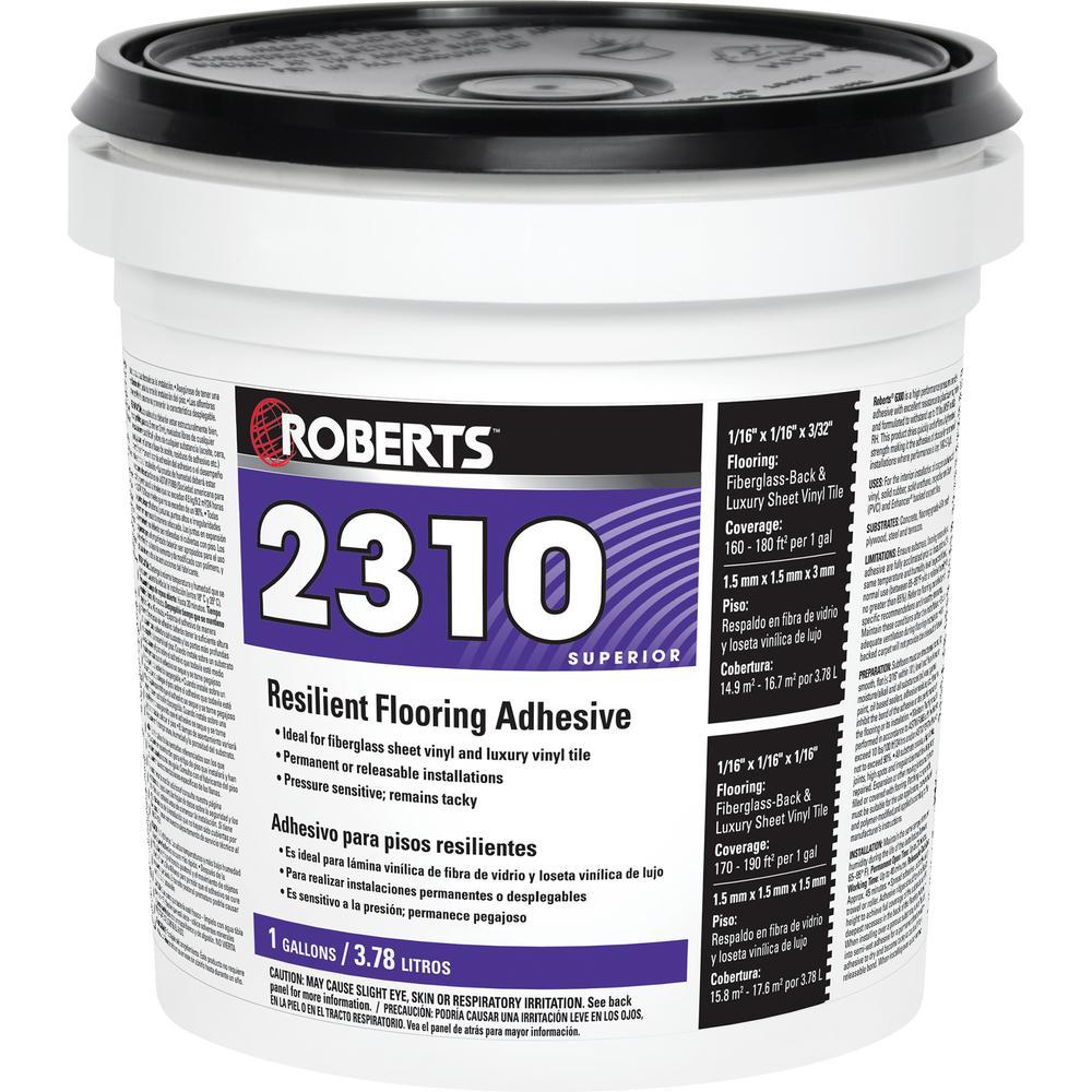 2310 1 Gal Resilient Flooring Adhesive