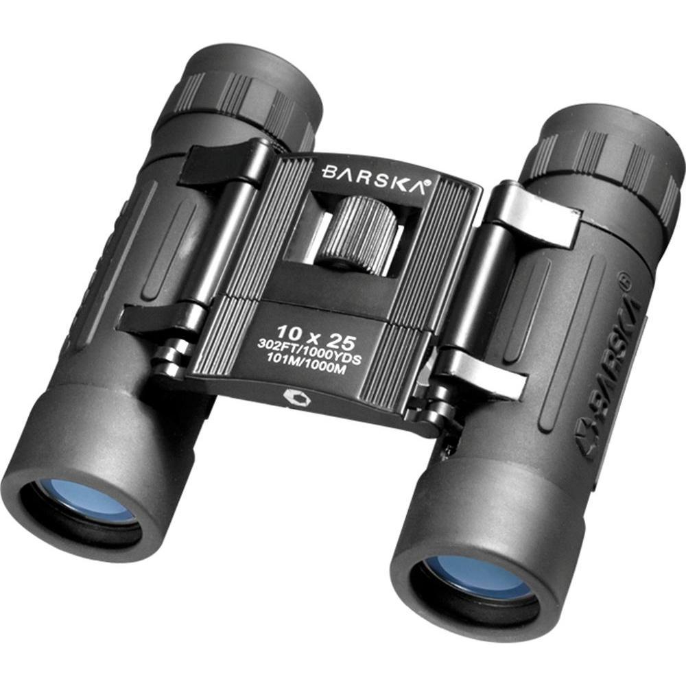 Lucid View 10x25 Compact Binoculars