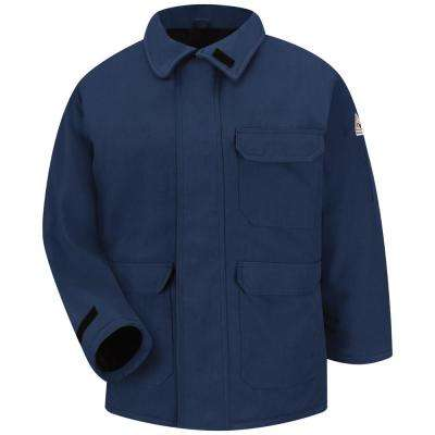 Nomex IIIA Men's Medium (Tall) Navy Deluxe Parka