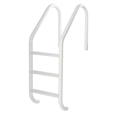 In Ground Plastic Pool Ladders Pool Accessories The Home Depot