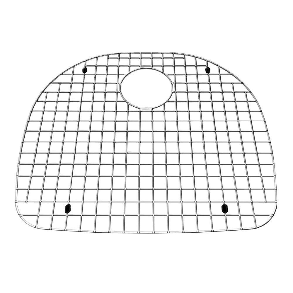 American Standard Prevoir 19-1/2 in. x 17 in. Kitchen Sink Grid in Stainless Steel