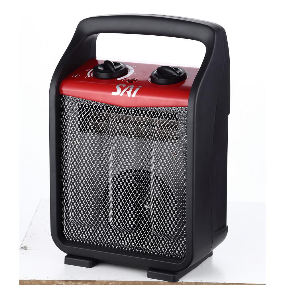 SAI 1,500-Watt Recirculating Utility Heater