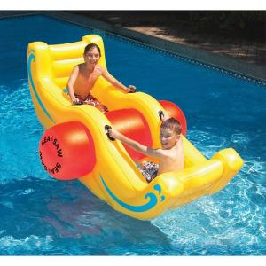 Swimline Seesaw Rocker Inflatable Pool Toy by Swimline