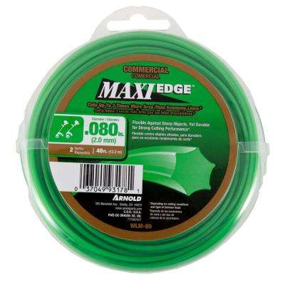 00.080 in. x 40 ft. Maxi Edge Commercial Trimmer Line