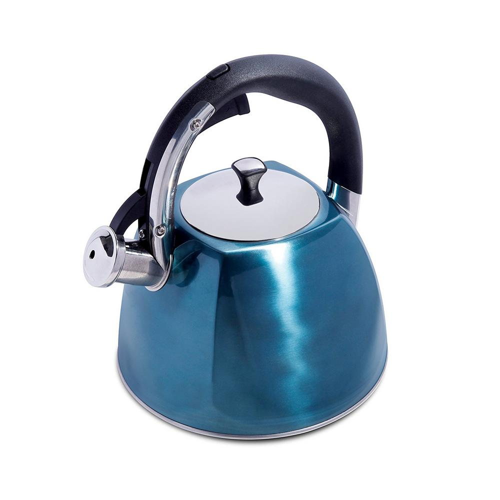 Belgrove 10-Cup Stainless Steel Tea Kettle