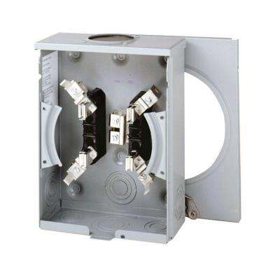 125 Amp Single Meter Socket