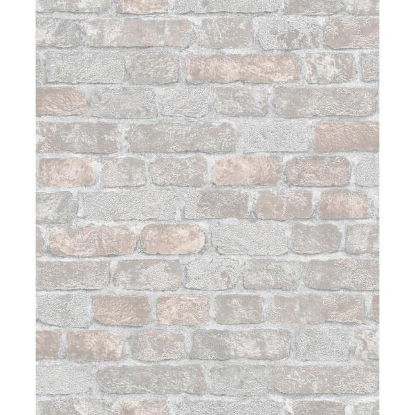 Granulat Grey Stone Wallpaper Sample