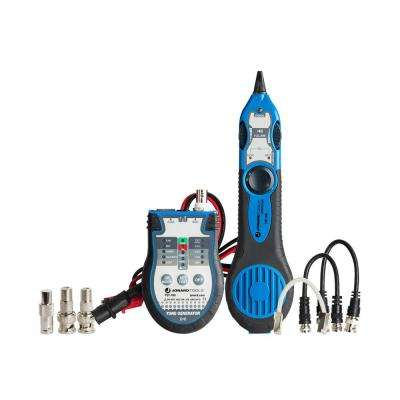 Multi-Function Cable Tester Tone and Probe Kit