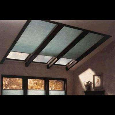 Cordless Skylight Shades Arch Blinds The Home