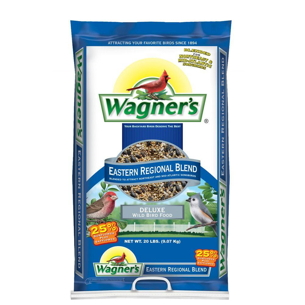 Wagner's 20 lb. Eastern Regional Blend Wild Bird Food