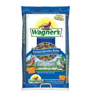 Wagner's 20 lb. Eastern Regional Blend Wild Bird Food by Wagner's