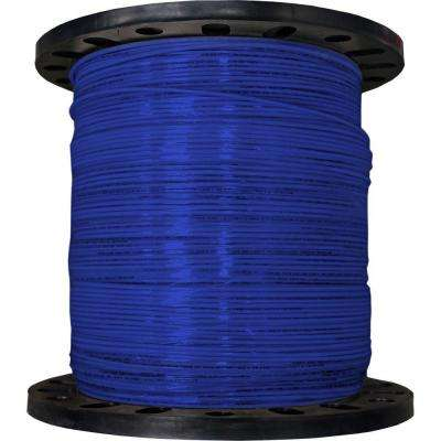 2500 ft. 12/19 Blue Stranded THHN Wire