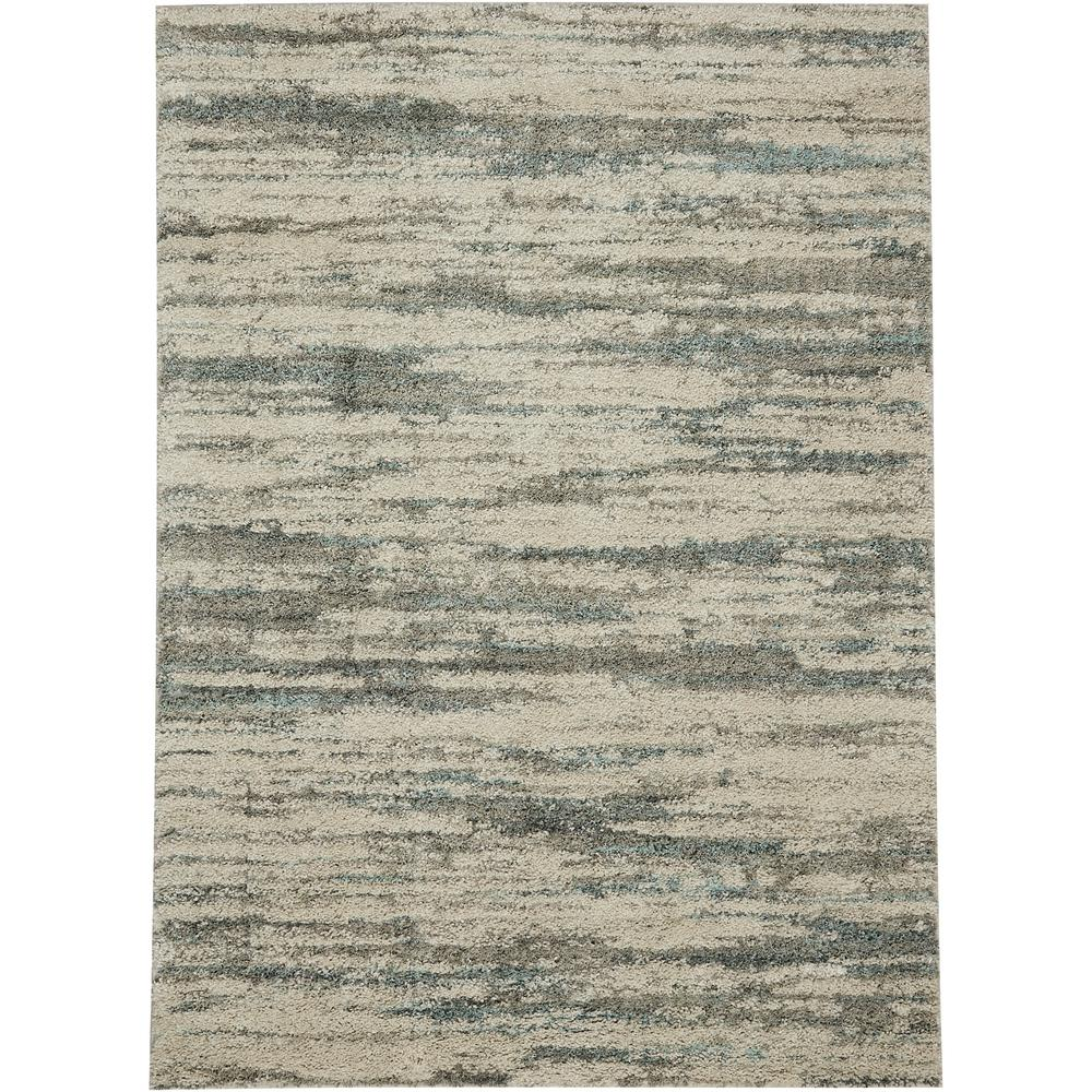 Mohawk Home Keshan Willow Grey 5 ft. x 7 ft. Area Rug