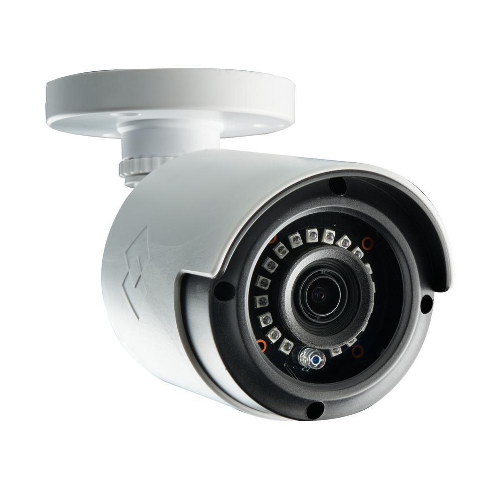 4MP Super High Definition Indoor/Outdoor Wired Camera for 1080p and Super