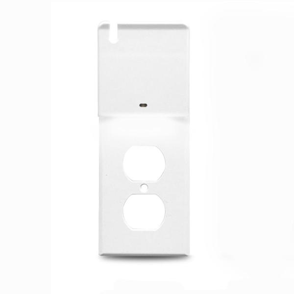 Duplex Face-Plate with 2 USB Ports and LED Night Light
