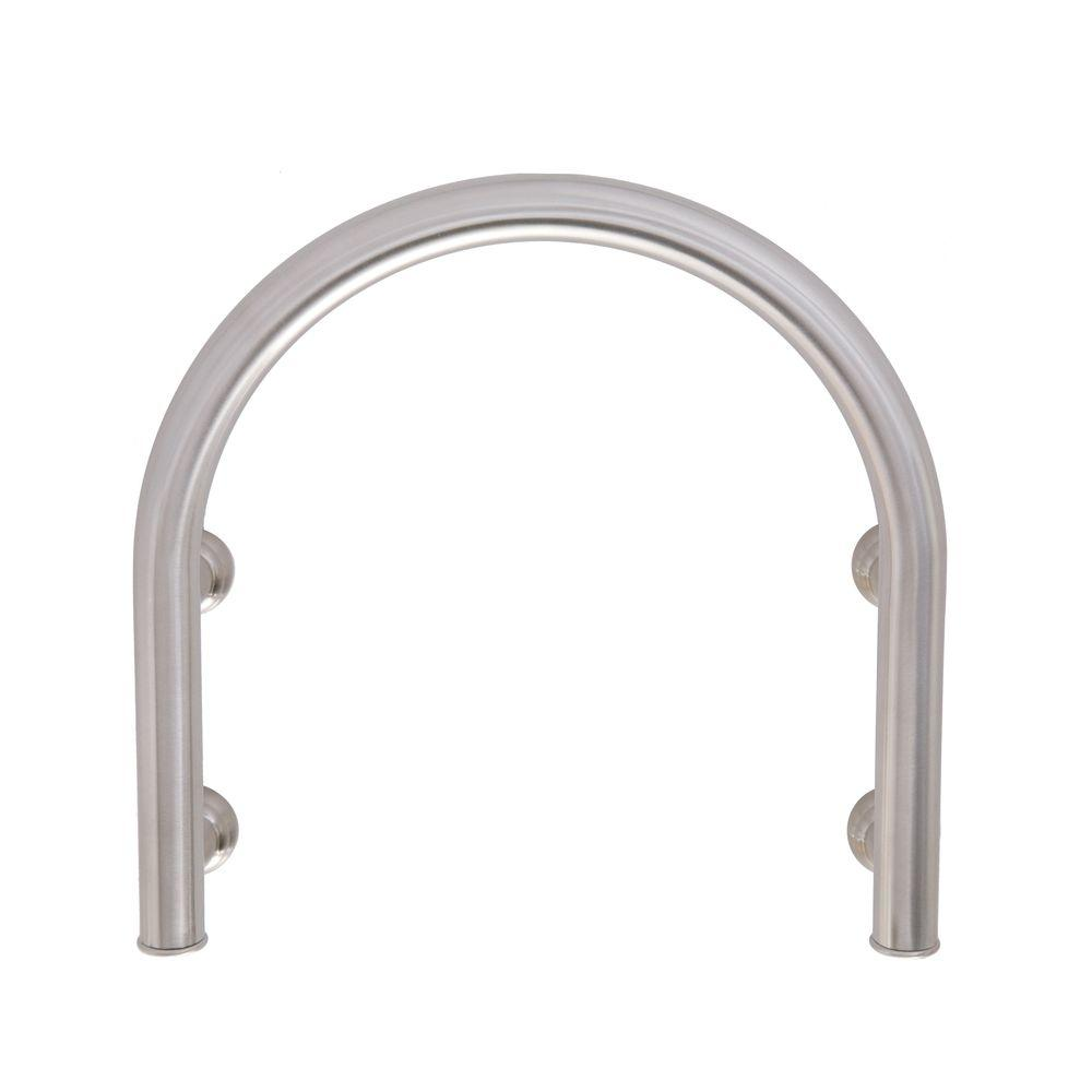 ARISTA Horseshoe 12 in. x 1 in. Tub Faucet Safety Assist ...