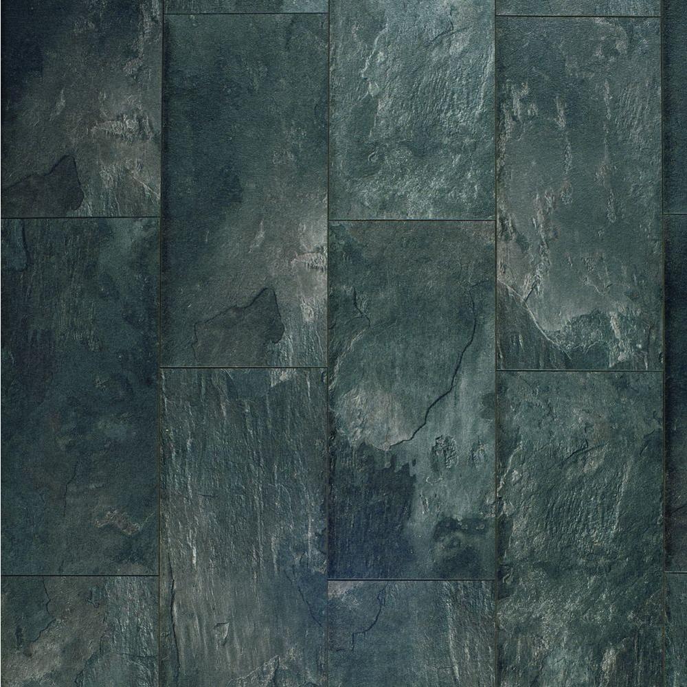 Pergo XP Monson Slate Laminate Flooring - 5 in. x 7 in. Take Home Sample