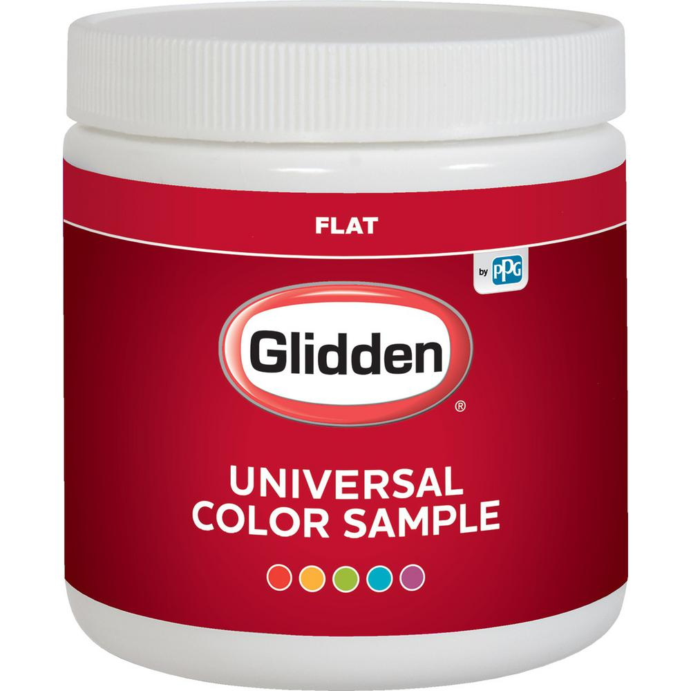 Beau Glidden 8 Oz. Base 1 Flat Interior Paint Sample