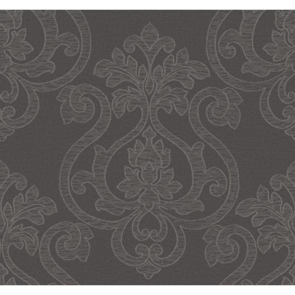 York Wallcoverings Glam Large Medallion Wallpaper Y6150203