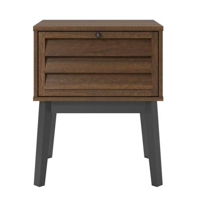 Gammon Walnut Nightstand