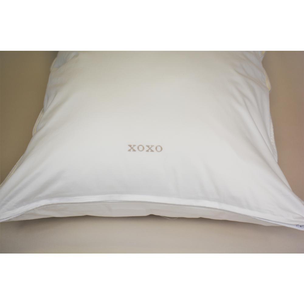 Breakfast in Bed Down Alternative Standard Front Sleeper Pillow ...