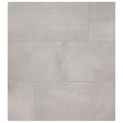 Modern Renewal 12 in. x 24 in. Iron Glazed Porcelain Floor and Wall Tile (15.6 sq. ft. / case)