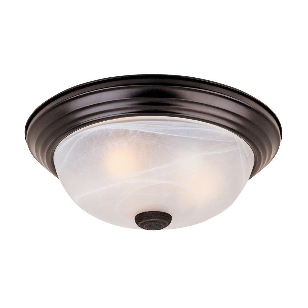 Ceiling Lights B And M : Designers fountain reedley collection light flush