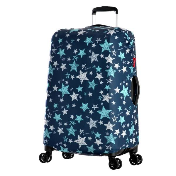 undefined Spandex Luggage Cover (M) Fits 23 in. to 26 in.