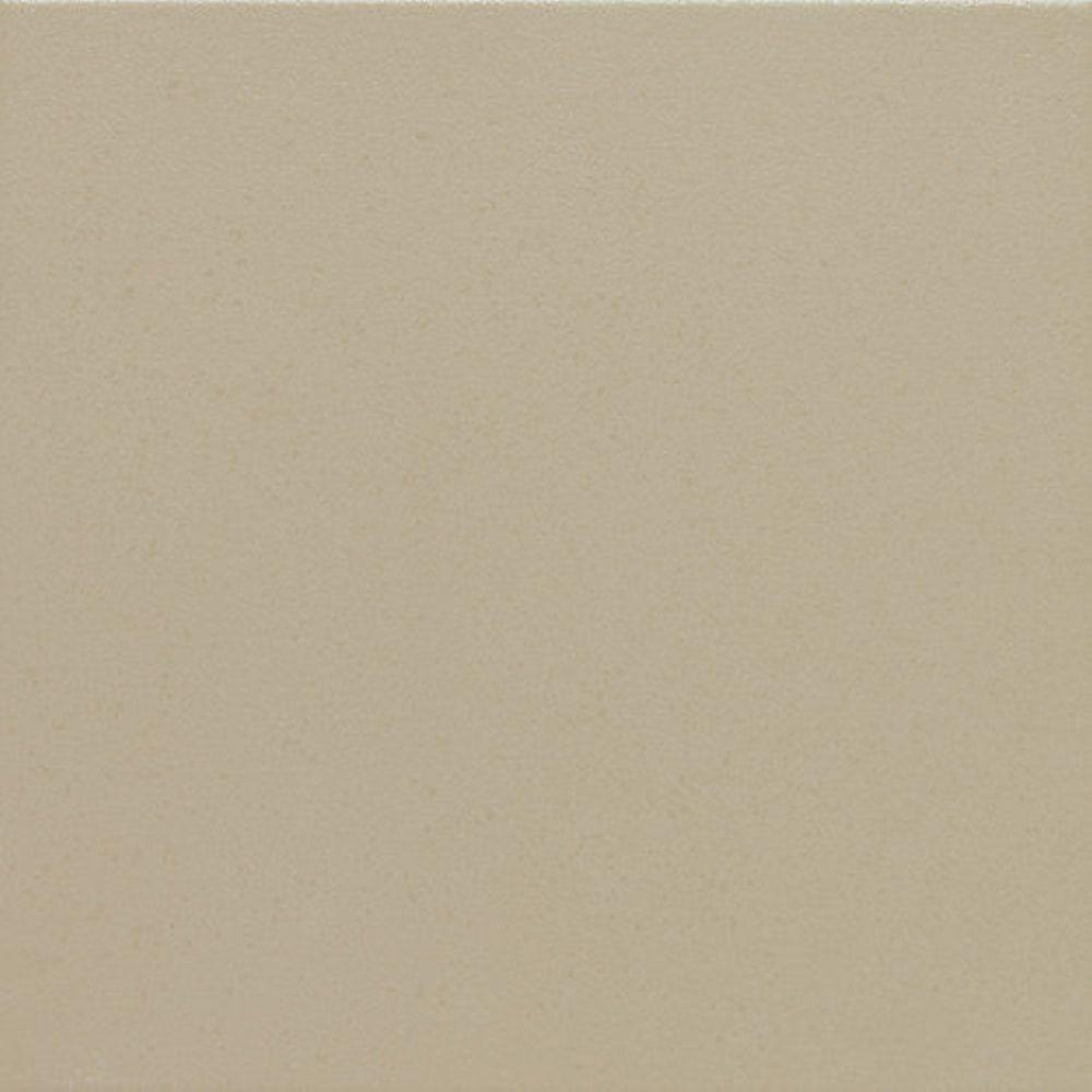 Daltile Colour Scheme Urban Putty Solid 6 in. x 6 in. Porcelain Floor and Wall Tile (11 sq. ft. / case)