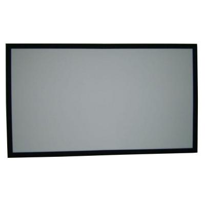 100 in. Fixed Frame Projection Screen