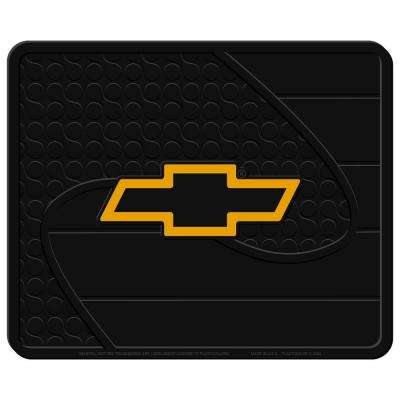 Chevy Heavy Duty Vinyl 17 in. x 14 in. Utility Car Mat