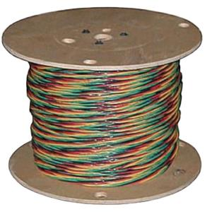 southwire 500 ft 10 3 solid cu w g submersible well pump wire rh homedepot com