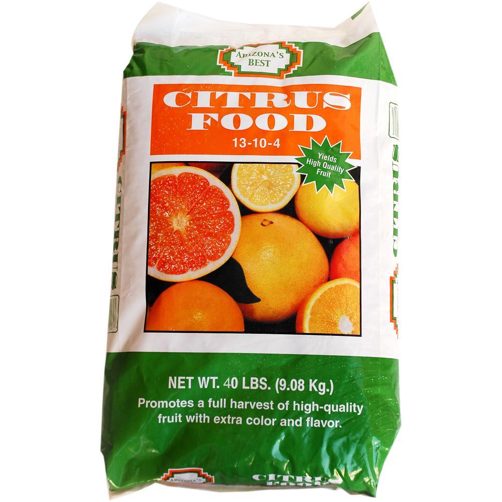 40 lb. Citrus Plant Food