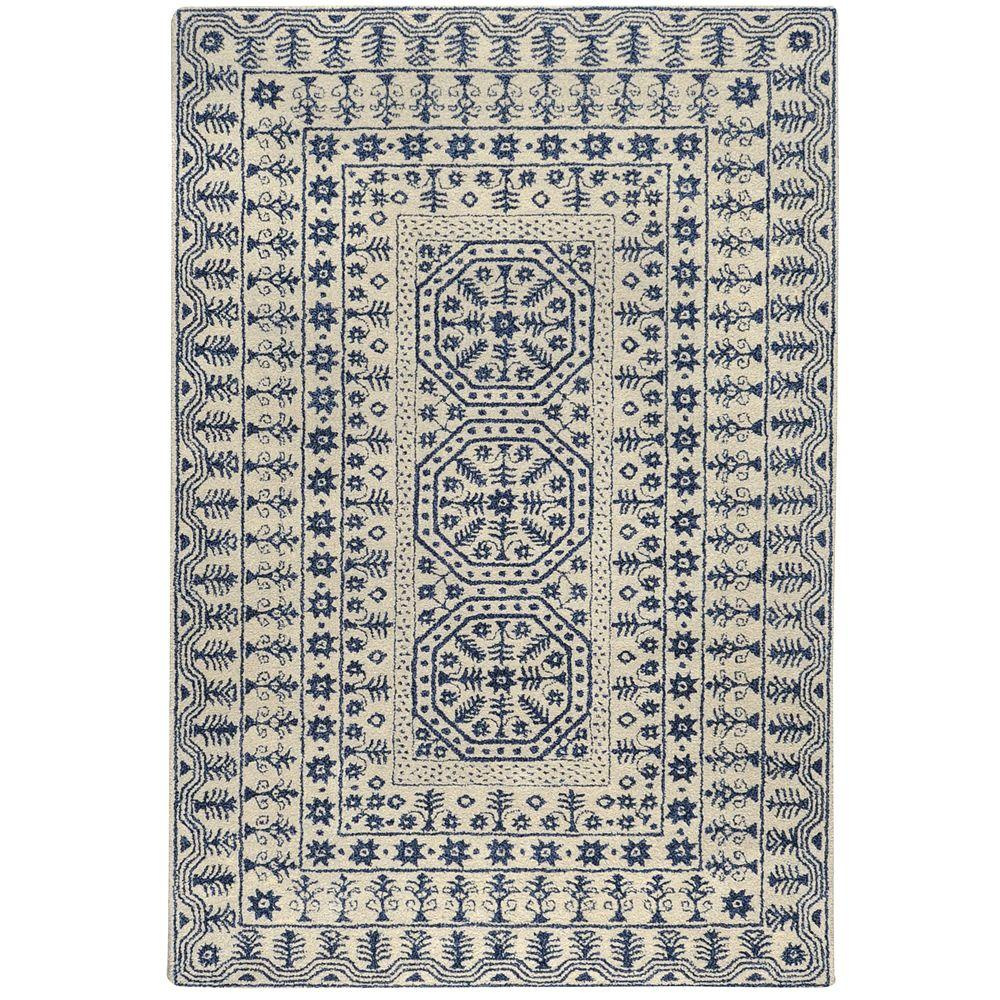 Surya Smithsonian Ivory 9 Ft. X 13 Ft. Transitional Area Rug