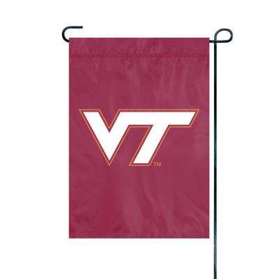 Virginia Tech Hokies Premium Garden Flag